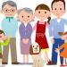 home pets: dog, cat, bird, fish,...